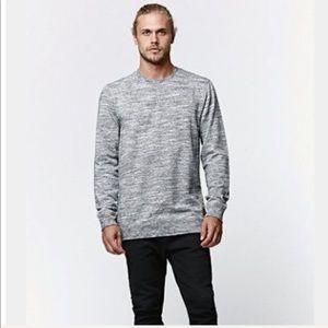 Reign + Storm Men's Drifter Crew sweater